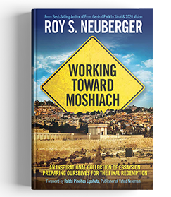 Working Toward Moshiach